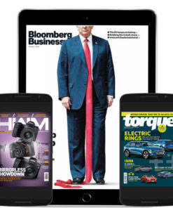 Bloomberg, Torque and HWM Singapore