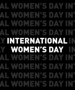 International Women's Day Digital Sale
