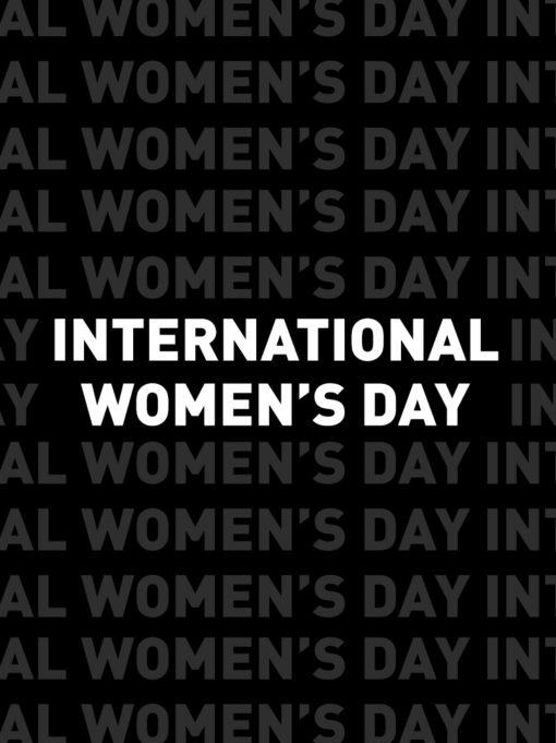 International Women's Day Digital Sale