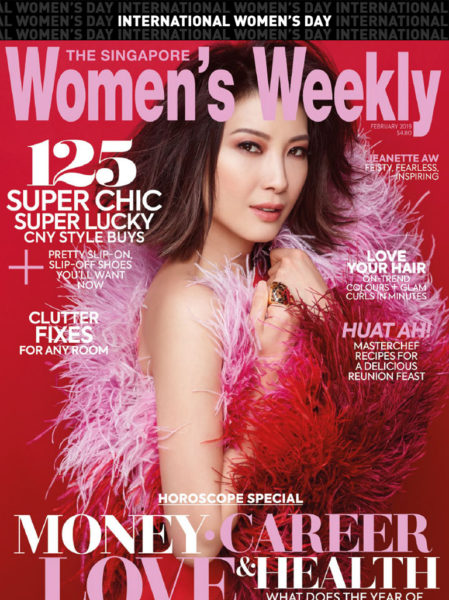 The Singapore Women's Weekly International Women's Day