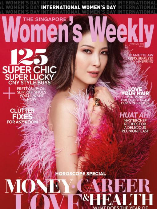 The Singapore Women's Weekly International Women's Day