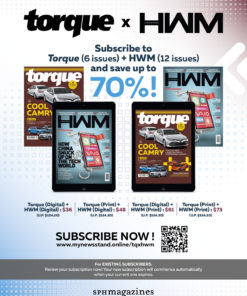 Up to 70% off HWM & Torque