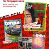 Singapore magazines for Singaporeans