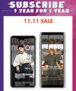 11.11 Sale: Nuyou & Female