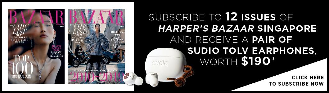 Harper's Bazaar Sudio Tolv Promotion