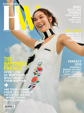 her world jan issue