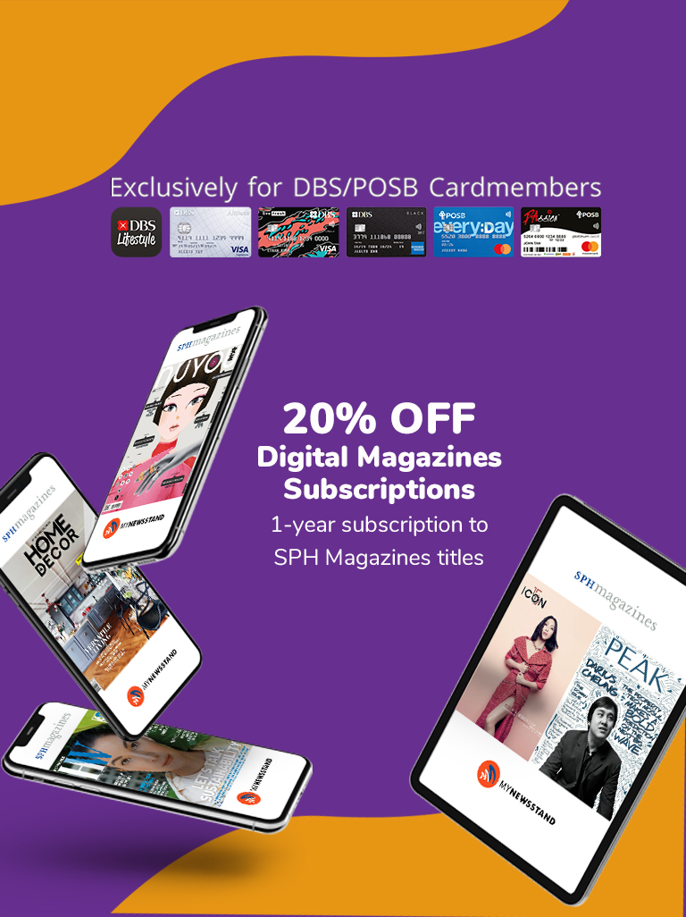 DBS card members 20% off